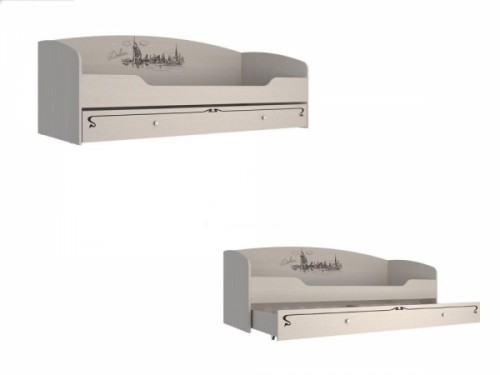 Кровать КР-301 «Мийа 3»: