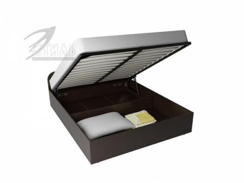 Кровать с подъемным механизмом «ЛДСП А»: