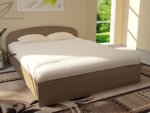 Кровать ЛДСП 1600