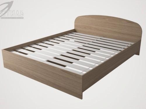 Кровать ЛДСП 1600: