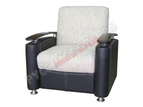 Кресло для отдыха с щиком для белья «Оникс 2»