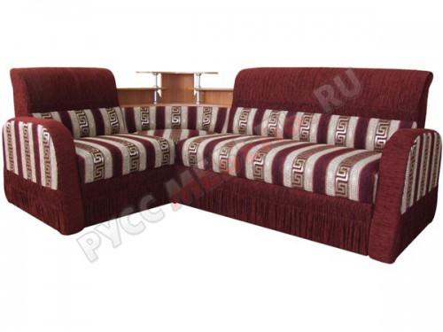 Угловой диван «Парнас»