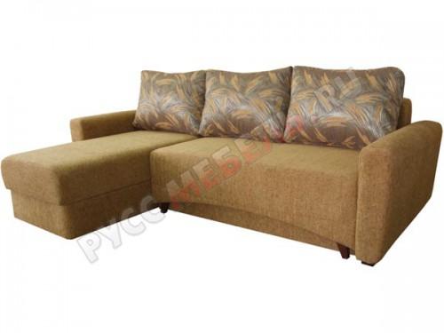 Угловой диван «Сеньор 10» (фотография в другой ткани)
