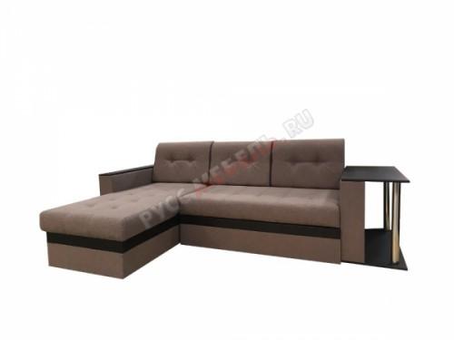 Угловой диван «Анталия» с оттоманкой