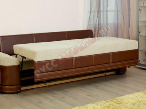 Механизм Пума позволяет разложить диван одним движением:
