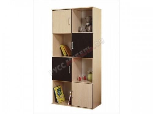 """Шкаф для книг нm 009.06 - купить в магазине """"владимирская ме."""