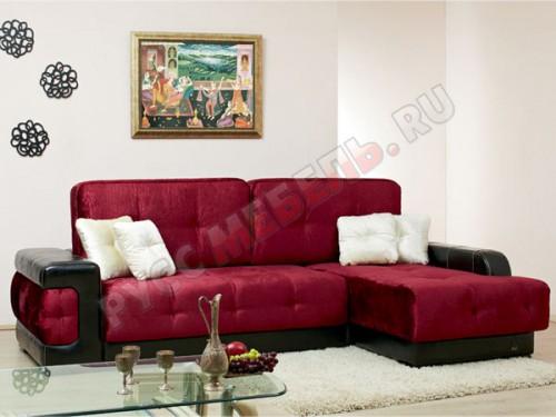 Угловой диван-пума «Ницца»