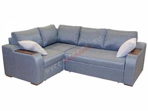 Модульный диван угловой «Престиж» (тумба)