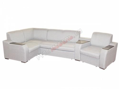 Модульный диван угловой «Рио»