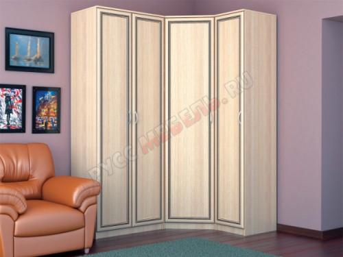 Набор шкафов угловой «Леон» (комплект 1)