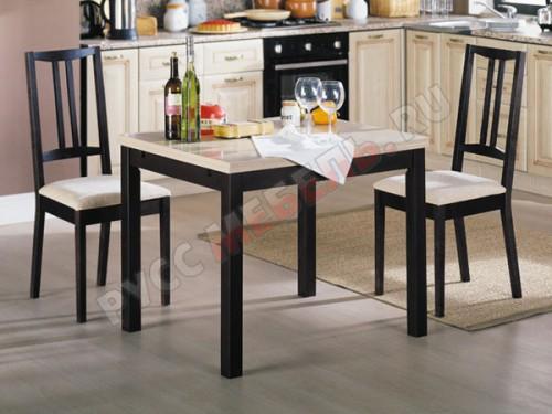 Стол «Диез Т5» + стулья «Этюд Т4»