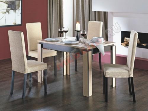 Рекомендуем также обратить внимание: Стол «Диез Т6» + стулья «Этюд Т5»
