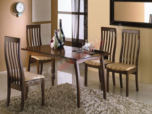 Стол «Сонет Т1» + стулья «Вагнер Т1»
