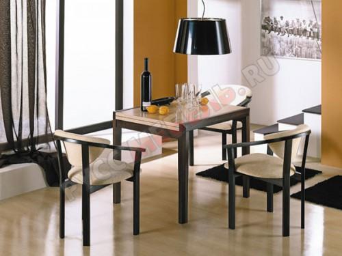 Стол «Сонет Т5» + кресла «Рапсодия Т3»