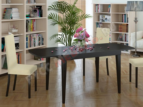 Дополнительное фото стола в разложенном виде: