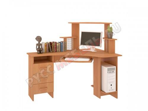 Компьютерный стол Бумеранг-3Н