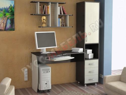 Компьютерный стол Гимназист