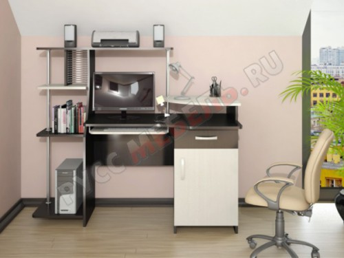 Компьютерный стол Студент-Стиль