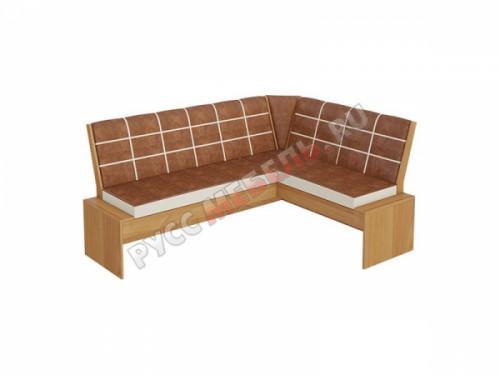 Кухонная скамья «Кантри Т1» исп.2 (ольха)