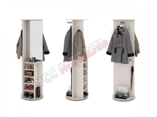 Компактная мебель для прихожей: