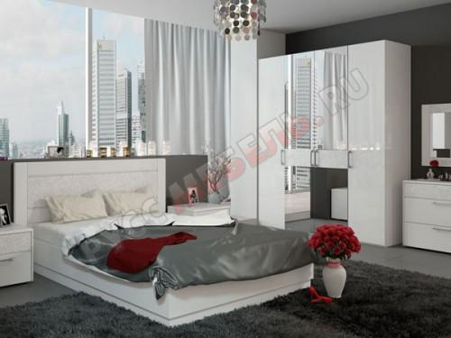 Спальня «Амели» (композиция 1)