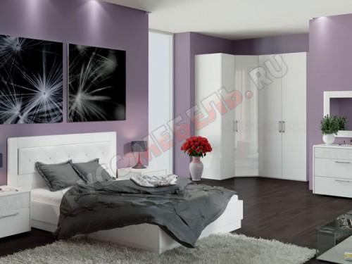 Спальня «Амели» (композиция 2)