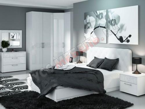 Спальня «Амели» (композиция 3)