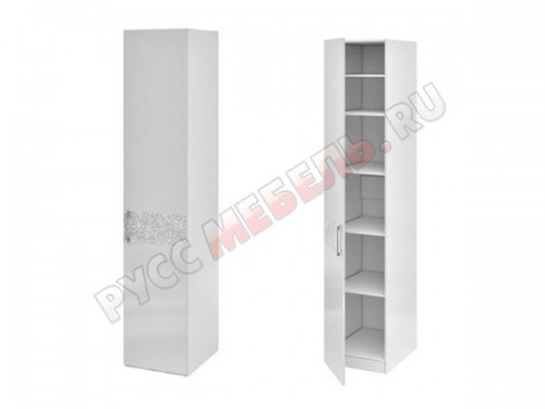 Шкаф с 1 дверью правый ТД 193.07.01 + ТД 193.07.11R