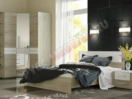 Спальня «Ларго» (композиция 1)