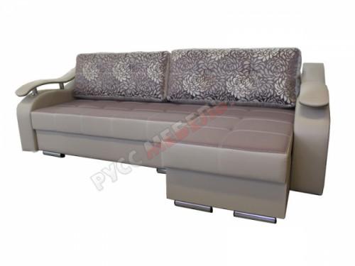 Угловой диван еврокнижка «Роял-02» (на заказ)