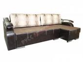 Угловой диван тик-так «Роял-02» (на заказ)