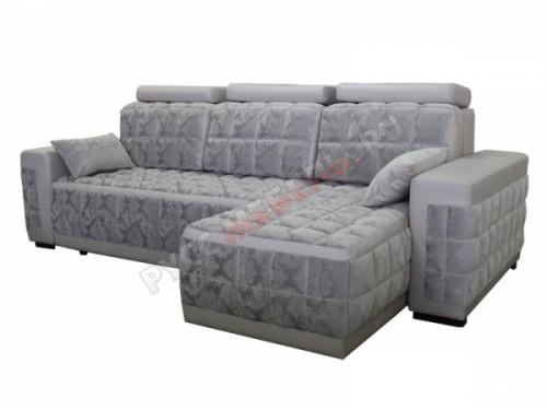 Угловой диван тик-так «София» (на заказ)