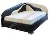 Интерьерная кровать «Дельта»