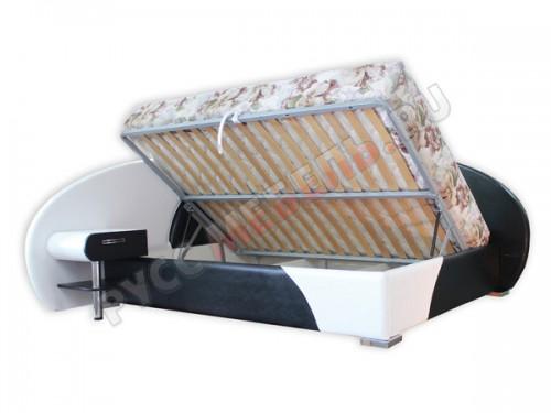 Интерьерная кровать «Дельта-2»