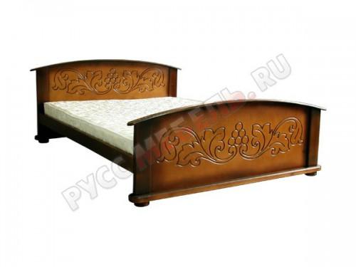 Деревянная кровать «Изабелла»