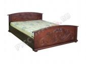 Деревянная кровать «Милена»
