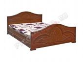 Деревянная кровать «Мираж»