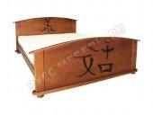 Деревянная кровать «Сакура»