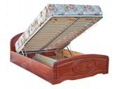 Деревянная кровать «NDK 10»