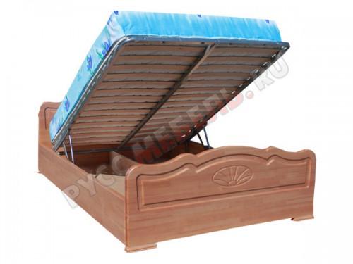Деревянная кровать «NDK 11»