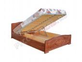 Деревянная кровать «NDK 12»