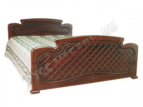 Деревянная кровать «Валенсия»
