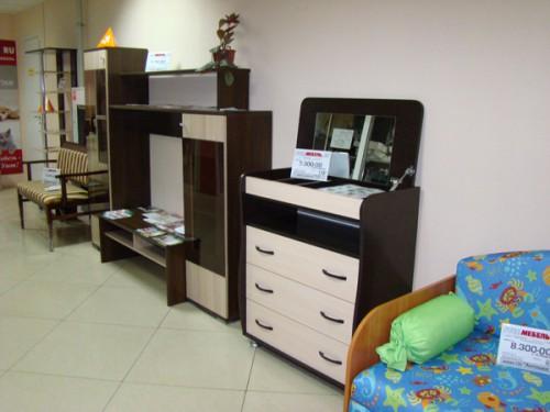Новый магазин мебели: