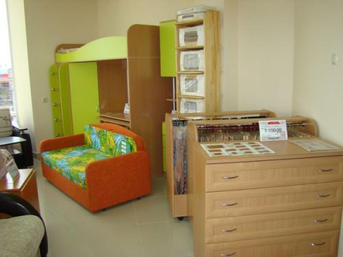 Детские комнаты и молодежные стенки