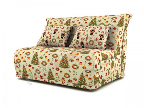 Новогодний диван: