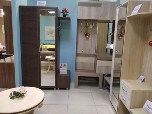 ТЦ «ПОДКОВА», 1-й этаж, РуссМебель и МСТ.Мебель: