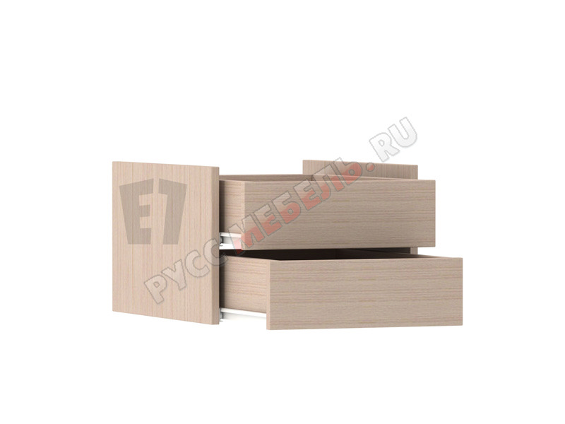 Модуль с ящиками